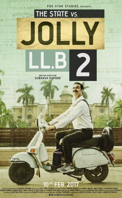 Jolly LLB 2 Movie Review | Movie Review of Jolly LLB 2 | Rocheston TV