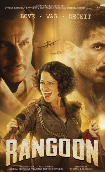 Rangoon Movie Review | Movie Review of Rangoon | Rocheston TV