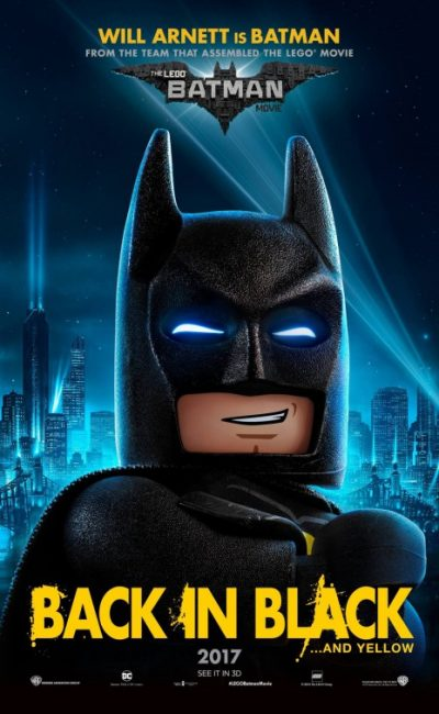 The Lego Batman Movie Review | Movie Review of The Lego Batman Movie | Rocheston TV