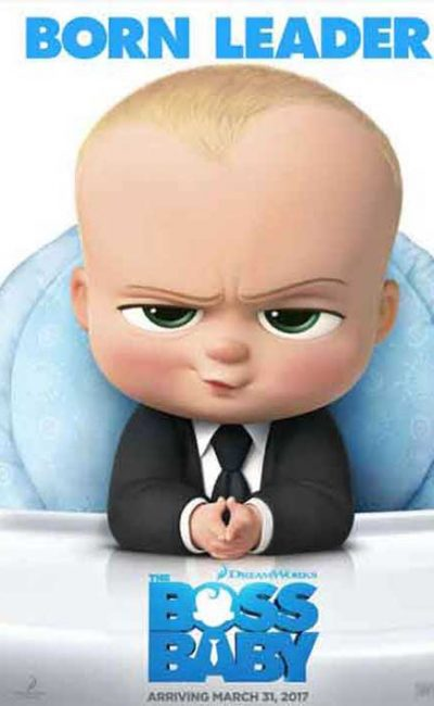 The Boss Baby Movie Review | DreamWorks Animation | Movie Review of The Boss Baby