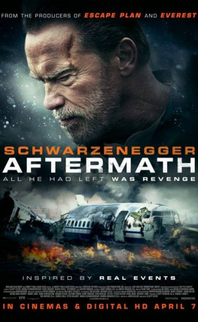 Aftermath Movie Review | Arnold Schwarzenegger | Movie Review of Aftermath| Elliott Lester