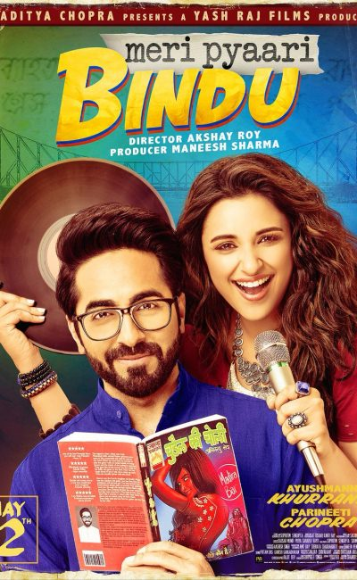 Meri Pyaari Bindu Movie Review | Ayushmann Khurrana | Parineeti Chopra | Movie Review of Meri Pyaari Bindu | Yash Raj Films | Rocheston TV