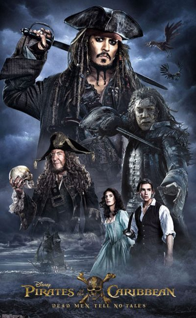 Pirates of the Caribbean: Salazar's Revenge Movie Review | Movie Review of Pirates of the Caribbean: Salazar's Revenge | Captain Jack Sparrow | Rocheston TV