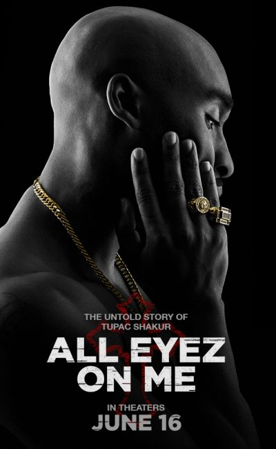 All Eyez on Me Movie Review | Tupac Shakur | Demetrius Shipp Jr | Movie Review of All Eyez on Me | Rocheston TV