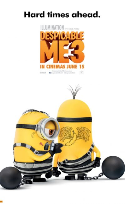 Despicable Me 3 Movie Review | Pierre Coffin and Kyle Balda | Movie Review of Despicable Me 3 | Rocheston TV
