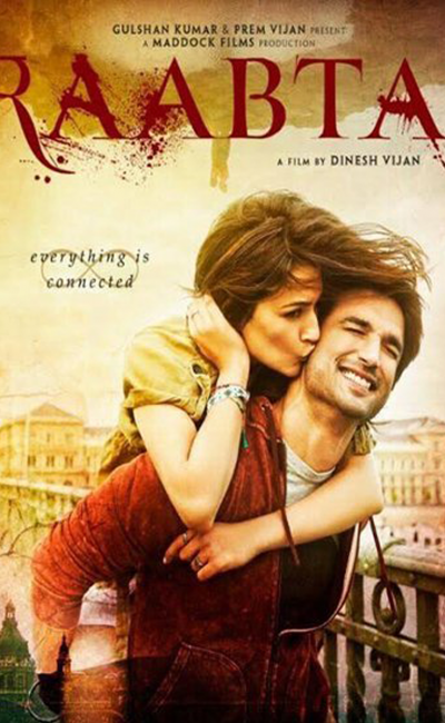 Raabta Movie Review | Sushant Singh Rajput | Kriti Sanon | Movie Review of Raabta | Rocheston TV