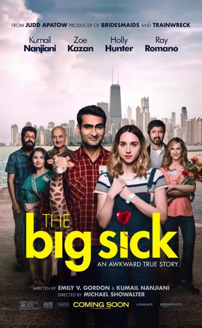 The Big Sick Movie Review | Michael Showalter | Zoe Kazan | Anupam Kher | Movie Review of The Big Sick | Rocheston TV