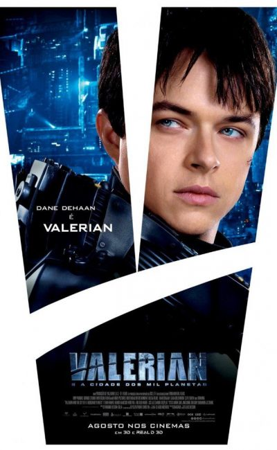 Valerian and the City of a Thousand Planets Movie Review | Luc Besson | Dane DeHaan | Cara Delevingne | Rocheston TV