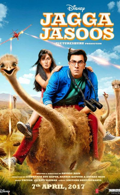Jagga Jasoos Movie Review | Anurag Basu | Ranbir Kapoor | Katrina Kaif | Movie Review of Jagga Jasoos | Rocheston TV