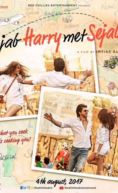 Jab Harry Met Sejal Movie Review | Imtiaz Ali | Shah Rukh Khan | Anushka Sharma | Movie Review of Jab Harry Met Sejal | Rocheston TV