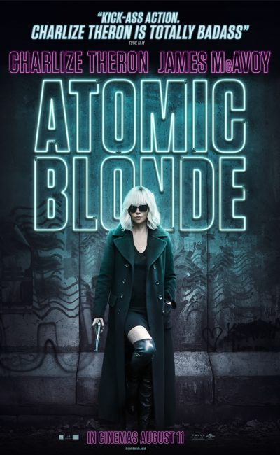 Atomic Blonde Movie Review | Charlize Theron | James McAvoy | Director David Leitch | Movie Review of Atomic Blonde | Rocheston TV