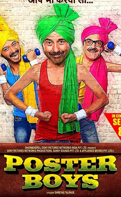 Poster Boys Movie Review | Director Shreyas Talpade | Sunny Deol | Bobby Deol | Movie Review of Poster Boys | Rocheston TV