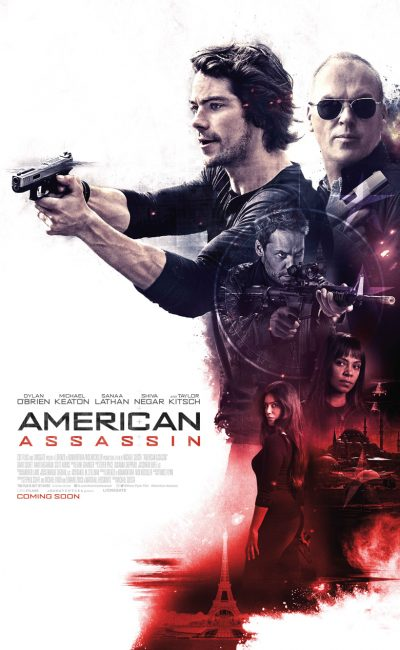 American Assassin Movie Review | Michael Cuesta | Dylan O'Brien | Movie Review of American Assassin | Rocheston TV