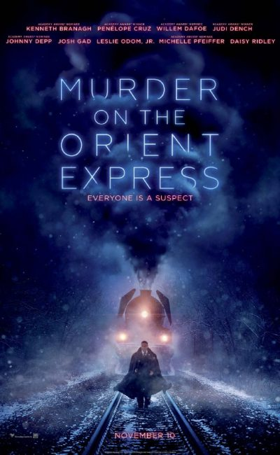 Murder on the Orient Express Movie Review | Movie Review of Murder on the Orient Express | Rocheston TV
