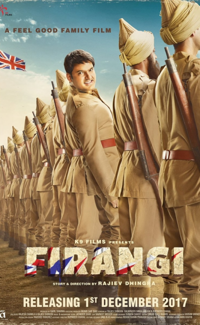 Firangi Movie Review | Kapil Sharma | Rajiev Dhingra | Ishita Dutta | Movie Review of Firangi | Rocheston TV