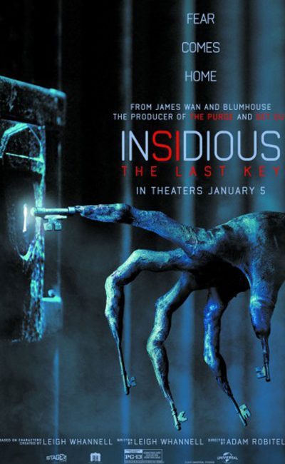 Insidious: The Last Key Movie Review | Adam Robitel | Lin Shaye | Angus Sampson | Movie Review of Insidious: The Last Key | Rocheston TV
