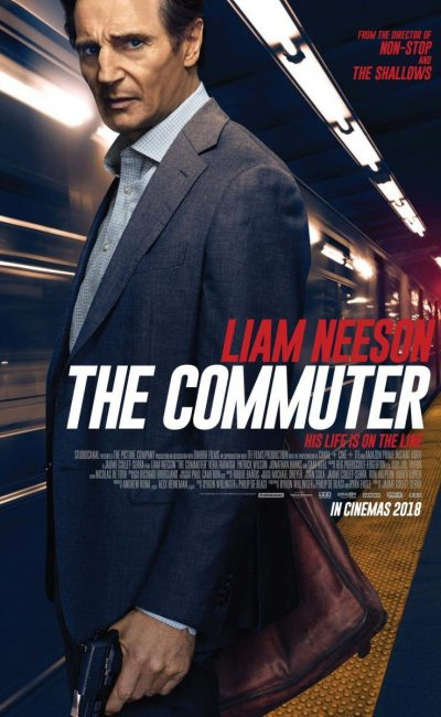 The Commuter Movie Review | Jaume Collet-Serra | Liam Neeson | Vera Farmiga | Movie Review of The Commuter | Rocheston TV
