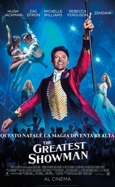 The Greatest Showman Movie Review | Michael Gracey | Michelle Williams | Zac Efron | Movie Review of The Greatest Showman | Rocheston TV