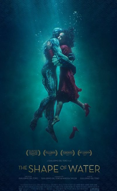 The Shape of Water Movie Review | Guillermo del Toro | Sally Hawkins | Movie Review of The Shape of Water | Rocheston TV
