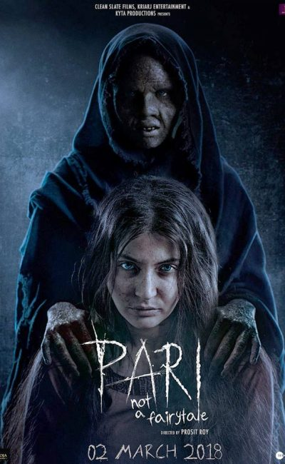 Pari: Not a Fairytale Movie Review | Prosit Roy | Anushka Sharma | Parambrata Chatterjee | Movie Review of Pari | Rocheston TV