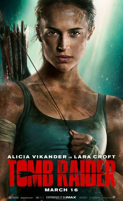 Tomb Raider Movie Review | Roar Uthaug | Alicia Vikander | Dominic West | Movie Review of Tomb Raider | Rocheston TV
