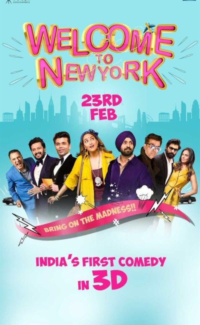 Welcome To New York Movie Review | Chakri Toleti | Diljit Dosanjh | Sonakshi Sinha | Karan Johar | Rocheston TV
