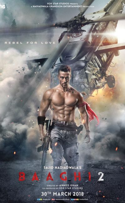 Baaghi 2 Movie Review | Ahmed Khan | Tiger Shroff | Disha Patani | Movie Review of Baaghi 2 | Rocheston TV
