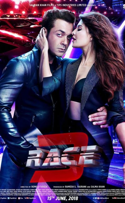 Race 3 Movie Review | Remo D'Souza | Anil Kapoor | Salman Khan | Bobby Deol | Movie Review of Race 3 | Rocheston TV