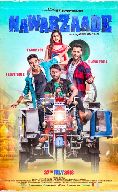 Nawabzaade Movie Review | Jayesh Pradhan | Raghav Juyal | Punit Pathak | Dharmesh Yelande | Movie Review of Nawabzaade | Rocheston TV