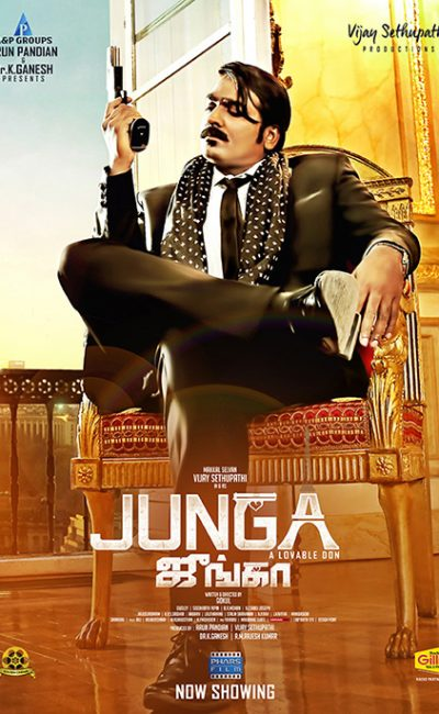 Junga Movie Review | Gokul | Vijay Sethupathi | Sayyeshaa | Madonna Sebastian | Movie Review of Junga | Rocheston TV
