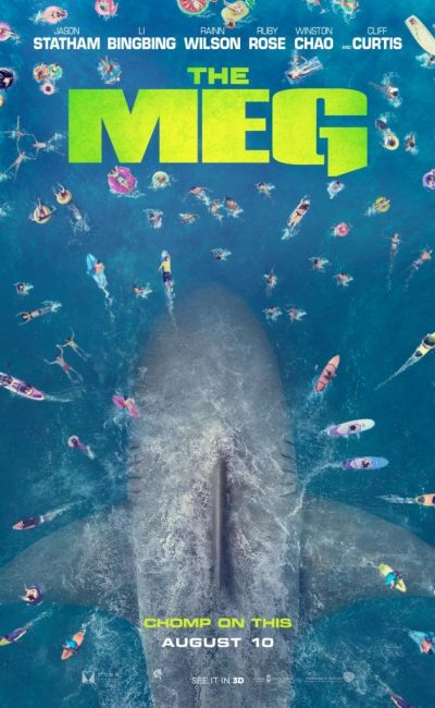 The Meg Movie Review | Jon Turteltaub | Jason Statham | Li Bingbing | Ruby Rose | Movie Review of The Meg | Rocheston TV