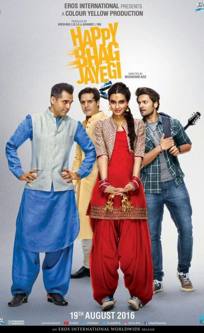 Happy Phirr Bhag Jayegi Movie Review | Mudassar Aziz | Diana Penty | Sonakshi Sinha |Jimmy Sheirgill | Movie Review of Happy Phirr Bhag Jayegi | Rocheston TV