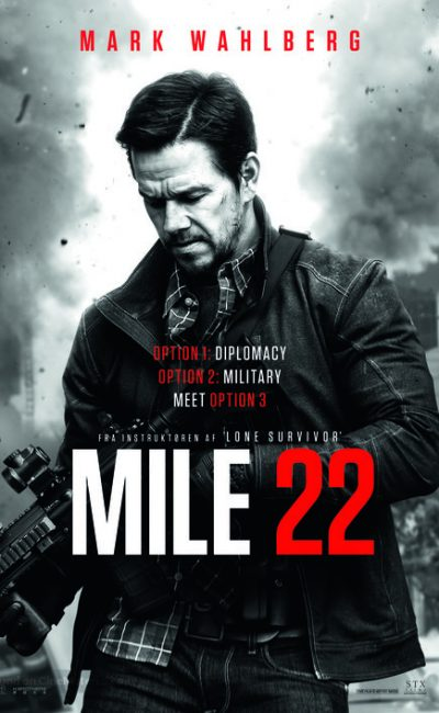 Mile 22 Movie Review |Peter Berg|Mark Wahlberg |John Malkovich |Lauren Cohan|Movie Review of Mile 22|Rocheston TV
