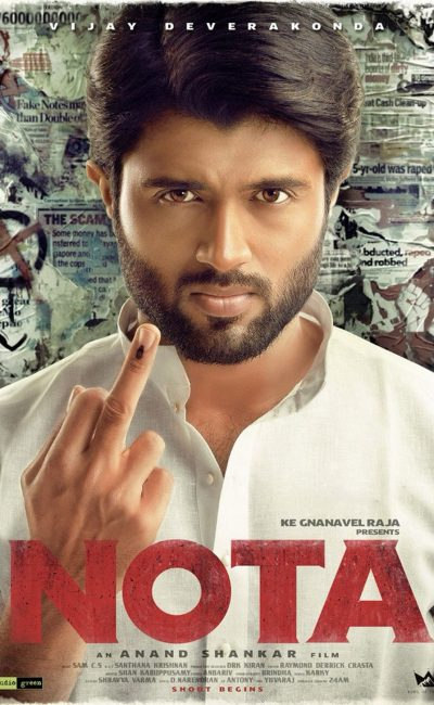 NOTA Review | Anand Shankar | Vijay Devarakonda | Mehreen Pirzada | Movie Review of NOTA | Rocheston TV