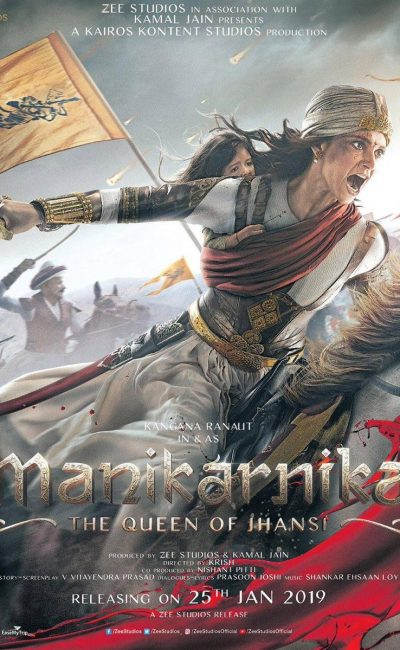 Manikarnika: The Queen of Jhansi Movie Review | Kangana Ranaut | Movie Review of Manikarnika | Rocheston TV